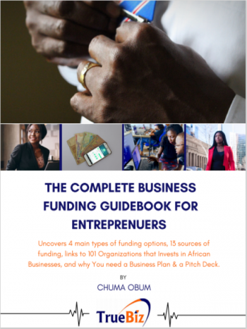 Business Funding Guidebook For Entrepreneurs