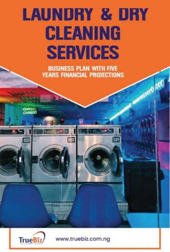 Laundry Pickup & Delivery Business Plan